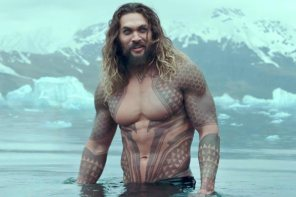 Aquaman Dies After Ingesting Plastic