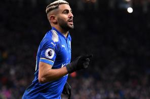Leicester City Play Hardball With Riyad Mahrez