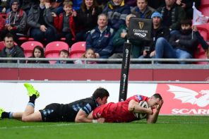 Scarlets fire Warning to Leinster Ahead of European Semi Final