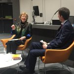 Mary Robinson Addresses Sutherland School On Climate Justice