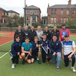 UCD Tennis Club Ends The Year On A High