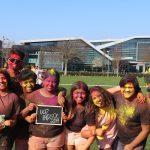 UCD Indian Society Celebrate Holi Festival