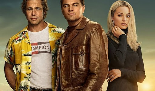 once upon a time in hollywood, tarantino, margot robbie