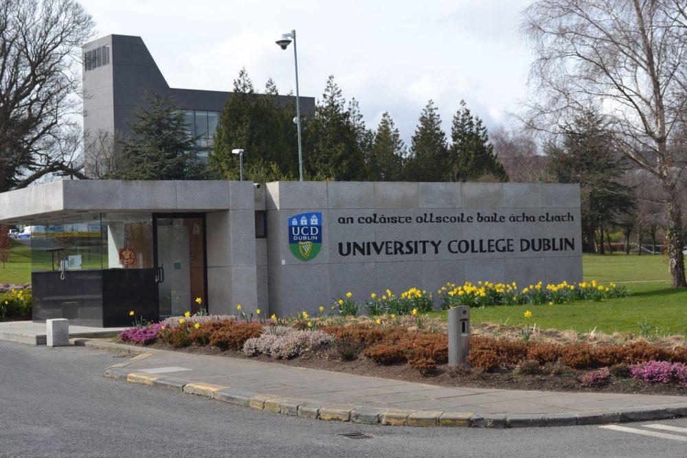 ucd entrance