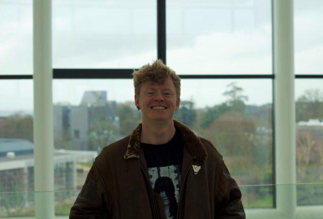 UCDSU Conor Anderson