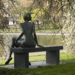 Art in our Back Garden: UCD's Sculpture Trail