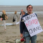 Gemma O'Doherty Protested On My Beach And Got Upstaged By Some Local Fools