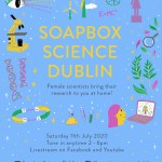 Soapbox Science returns with Facebook and Youtube livestream.