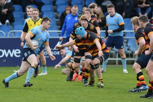 UCD RFC Metro League Division 1 Play-Off 2
