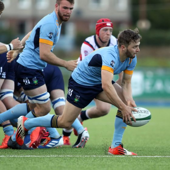UCD Men's rugby vs Old Wesley