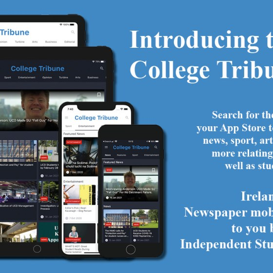 College Tribune App Launch