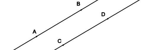 Notions de géométrie