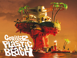 Plastic Beach  The Collegian