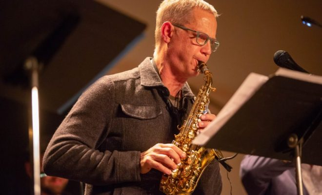 The Poetry of Jazz' with Fresno State professor Benjamin Boone - The Collegian