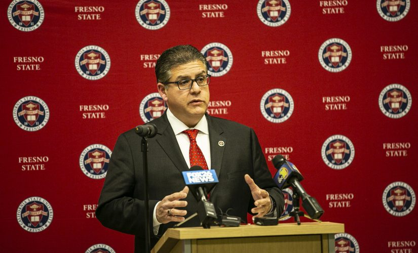 Breaking: Fresno State temporarily cancels in-person classes due ...