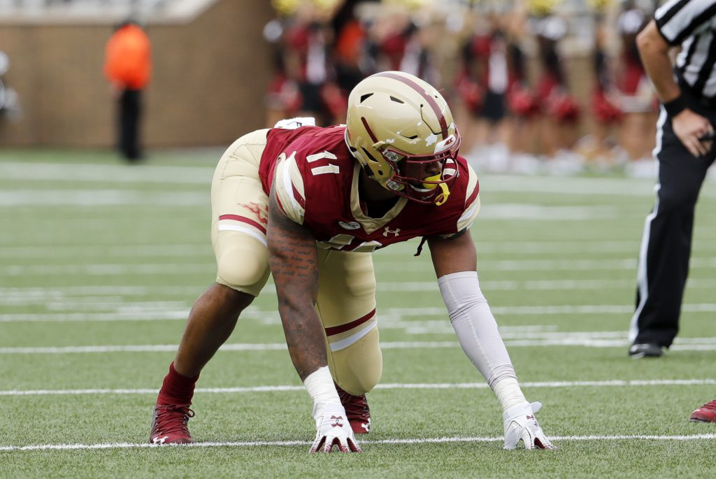 Image result for wyatt ray boston college