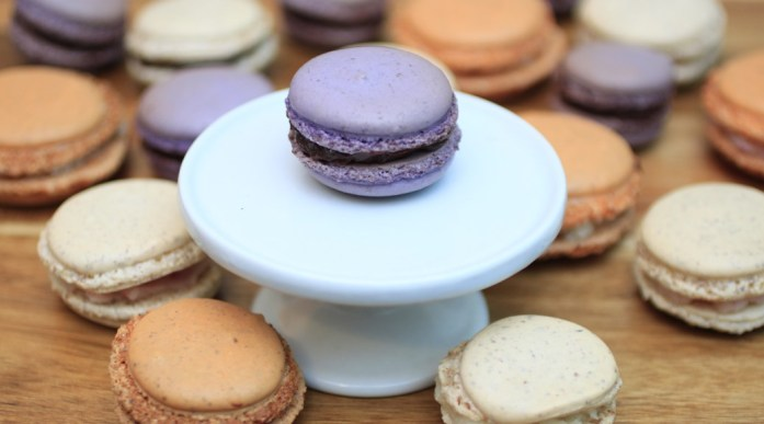 French Macarons - Photo: Nathan Davison