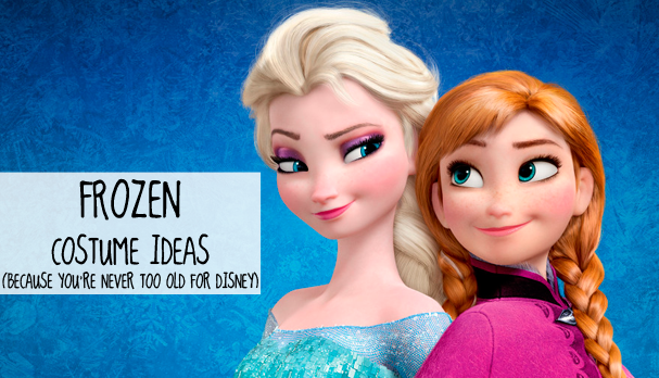 Frozen costume ideas for adults