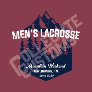Club Lacrosse Mountain Weekend Design