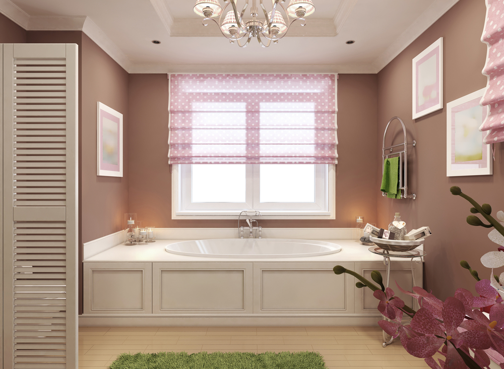 Choosing The Right Paint Color For Your Bathroom