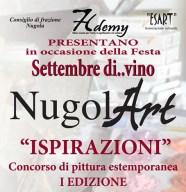 """""""Settembre di...VIno"""" presenta la mostra pittorica """"Ispirazioni"""""""
