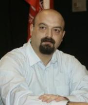 Lorenzo Cosimi, segretario provinciale del Partito di Rifondazione Comunista