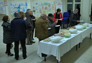 "La cena offerta dall'Associazione Culturale ""Gli Amici di Ulisse"""