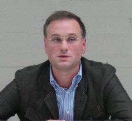 L'assessore al bilancio, Andrea Crespolini