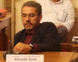 Riccardo Demi, assessore all'ambiente