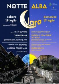 Notte e Alba Clara
