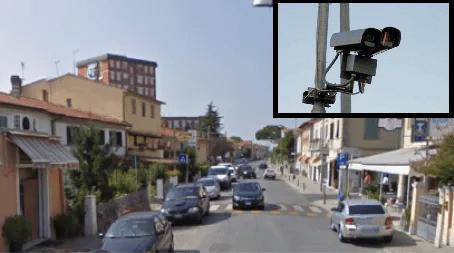 DALLA REGIONE QUASI 15.000 € AL COMUNE DI COLLESALVETTI PER GLI IMPIANTI DI VIDEOSORVEGLIANZA