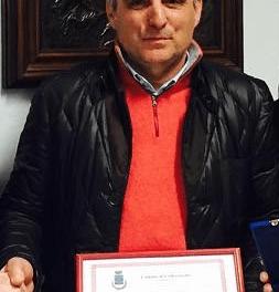ANDREA MARTIGNONI É CAMPIONE MONDIALE DI TIRO A VOLO ALL'ELICA