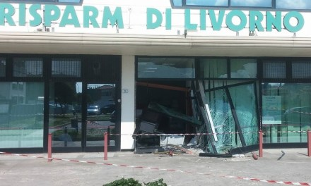 COLPO ALLA BANCA DI COLLESALVETTI, BRUTTA SORPRESA PER I MALVIVENTI: LA CASSA CONTENEVA ZERO EURO