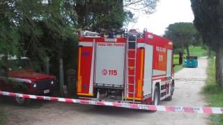 Vigili del Fuoco (sversamento gasolio La Berte)