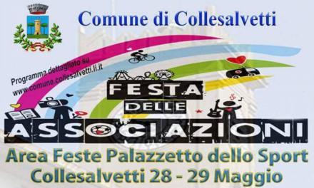 A FINE MAGGIO LA FESTA DELLE ASSOCIAZIONI COLLIGIANE