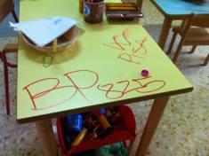 Vandalismo alla scuola di Stagno 1