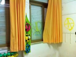 Vandalismo alla scuola di Stagno 3