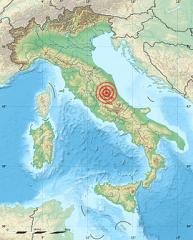 Terremoto Centro Italia agosto 2016