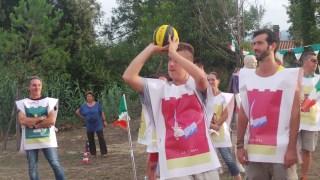 Palio dei Rioni Castell'Anselmo 2016 - gioco canestro 2