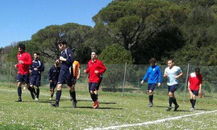 IL COLLEVICA SFIDA IL REAL CASTIGLIONESE E LO BATTE 3-0