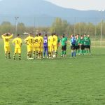 EUROCOLLE-ROMITO: FINISCE 0-0. AMAREZZA DEI NERO-VERDI PER LE OCCASIONI NON SFRUTTATE