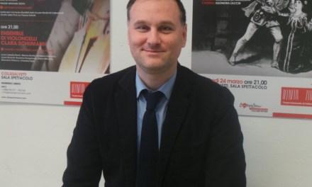 BILANCIO, L'INTERVISTA ALL'ASSESSORE CRESPOLINI: «INTERVENTI PER OPERE PUBBLICHE PER 4 MILIONI DI EURO»