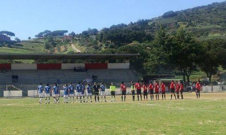 PORTO AZZURRO – COLLEVICA: FINISCE 2-1. IL GOAL DELLA BANDIERA É DI SAGLIANO