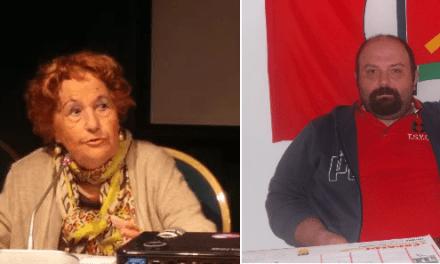 """RIFONDAZIONE COMUNISTA PIANGE LA SCOMPARSA DI NICLA SPINELLA CAPUA: """"SONO ORE DI DOLORE INCOLMABILE"""""""