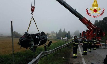 TRAGEDIA DEL SABATO SERA: RAGAZZA 19ENNE DI GUASTICCE PERDE LA VITA IN UN INCIDENTE STRADALE