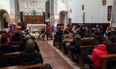 A VICARELLO LA CHIESA DI SAN JACOPO È UN TRIPUDIO DI NOTE CON IL CONCERTO DI NATALE