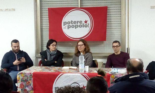 """LA SINISTRA HA FATTO LA SUA SCELTA: """"POTERE AL POPOLO"""". ECCO CHI SONO I CANDIDATI AL PARLAMENTO"""