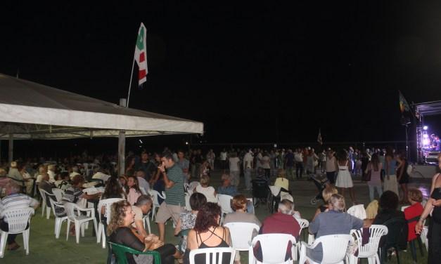 A VICARELLO VA IN SCENA LA FESTA DE L'UNITÀ. IL PROGRAMMA
