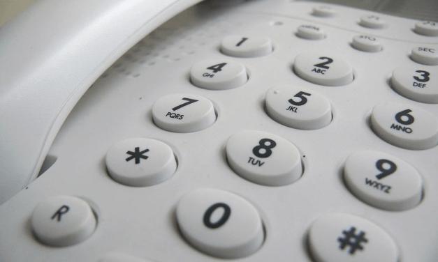 GUASTO ALLA LINEA: IMPOSSIBILE TELEFONARE IN COMUNE
