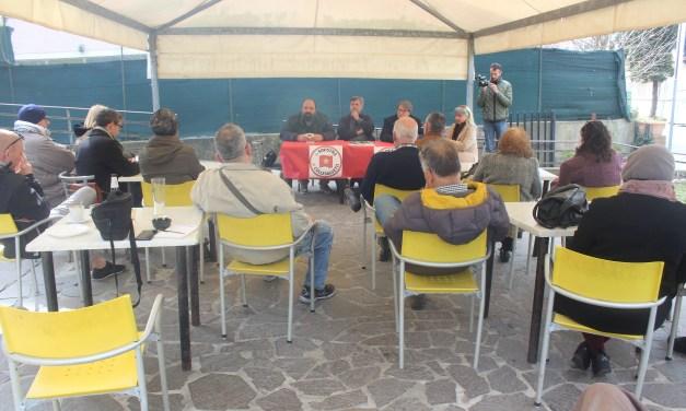 """ECCO IL CALENDARIO DELLE ASSEMBLEE PUBBLICHE DE """"LA SINISTRA DI COLLESALVETTI"""" NELLE FRAZIONI COLLIGIANE"""
